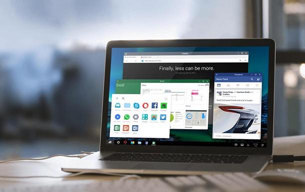 ОС Android перенесли на компьютеры