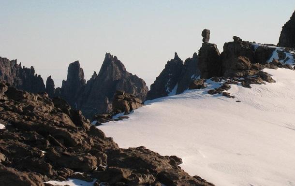 Найбільший каньйон на Землі знайшли в Антарктиді