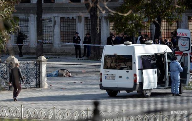 Взрывы в Стамбуле: арестованы четверо