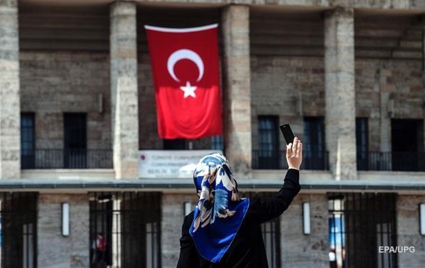 МИД: Украинцам следует быть осторожными при поездках в Турцию