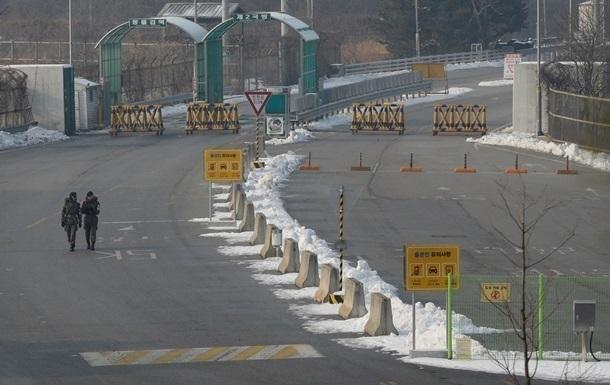 Южная Корея может установить у границы с КНДР электронные табло
