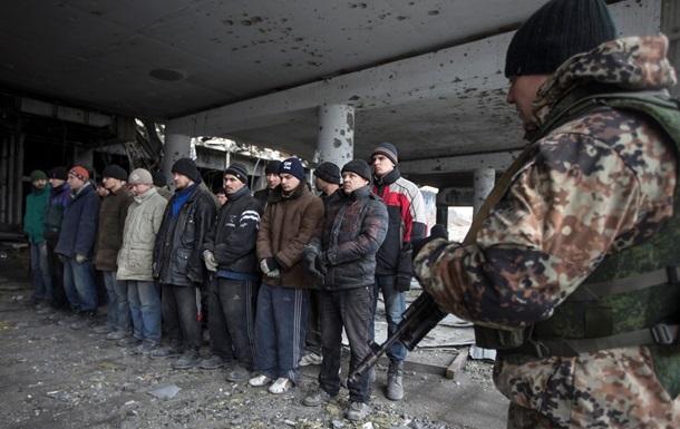 Україна готова віддати ЛДНР 35 полонених