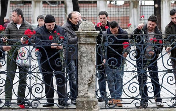 Опять Путин. Кого Турция винит в терактах