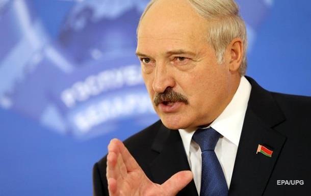 Лукашенко: Боевики из Донбасса позируют в Минске