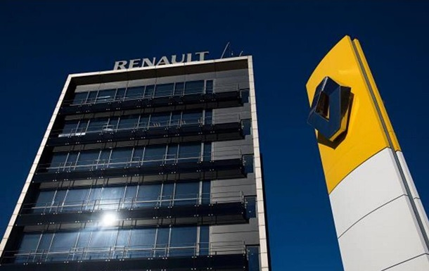 Акции Renault рухнули на 20%