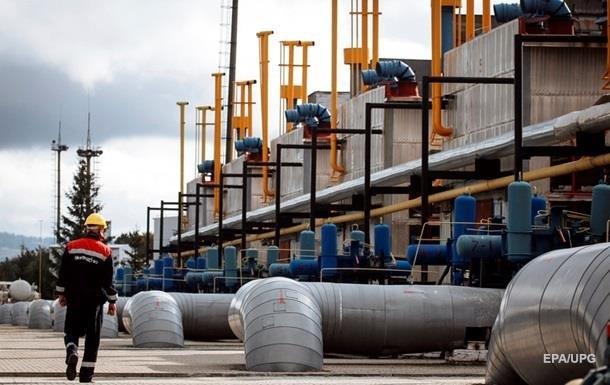 Украина купит в ЕС почти два миллиарда кубов газа