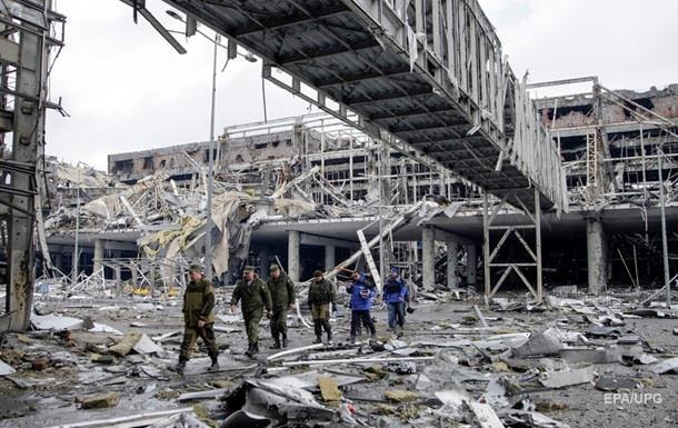 В Виннице заочно осудили сепаратиста за штурм Донецкого аэропорта