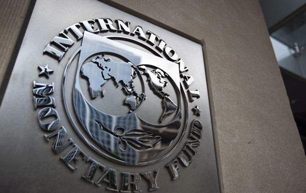 МВФ пока не планирует объединять транши для Киева