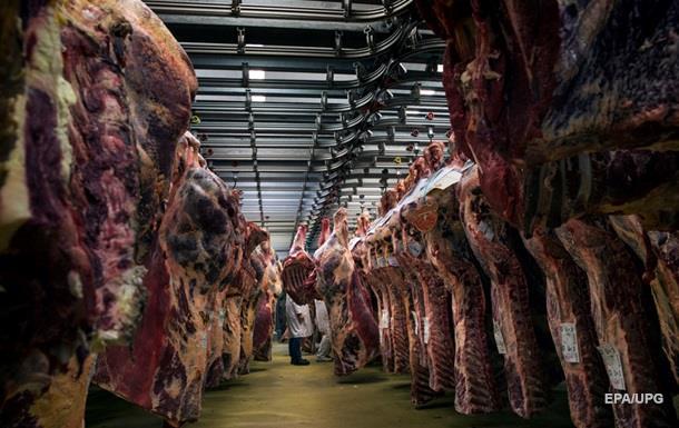 В Украине сократилось производство мяса