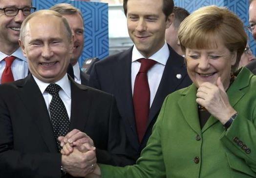 Почему Германия любит Россию и недолюбливает Украину