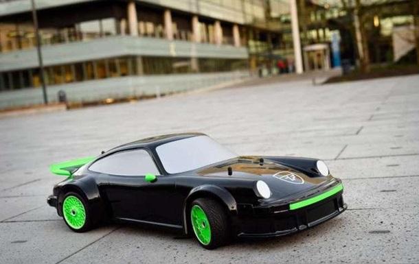 прототип кислотного автомобиля