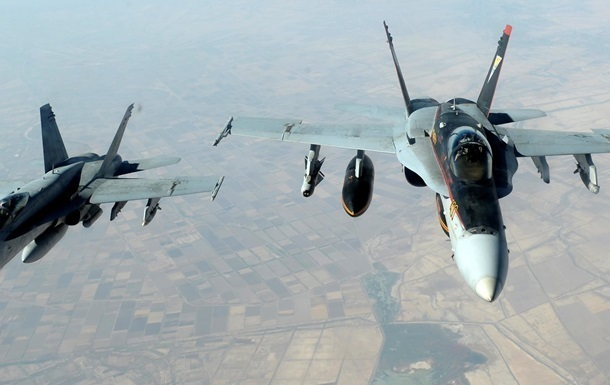 Пентагон: Від авіаударів США по ІДІЛ загинули цивільні