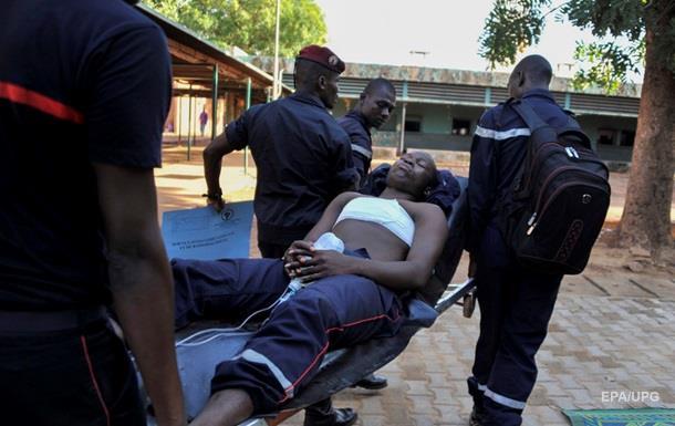 Жертвами атаки в Буркина-Фасо стали 20 человек