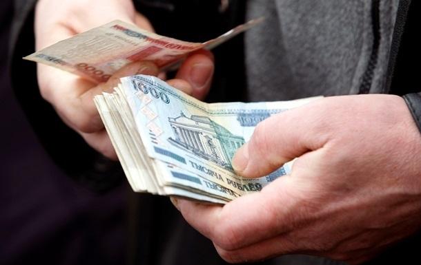 Белорусский рубль установил исторический минимум