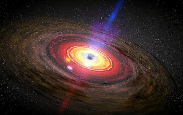 В Млечном Пути найдена вторая гигантская черная дыра