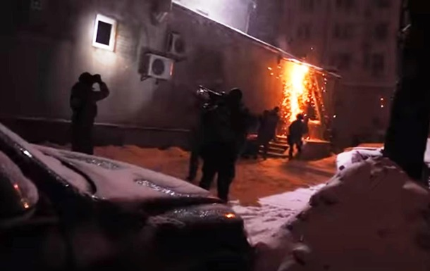 Силовики  посетили  элитное казино в центре Киева
