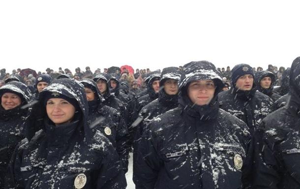 В Днепропетровске заработала новая полиция