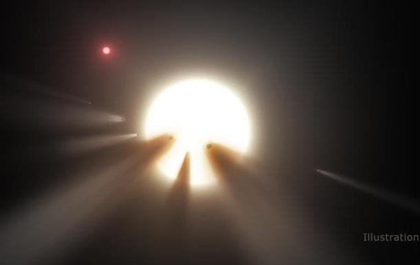 Ученые  вернули  инопланетян звезде KIC 8462852