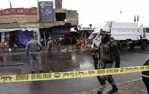 13 человек погибли при взрыве в иракском Эр-Рамади