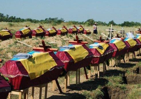 Неопознанные и ненужные: жертвы войны в Донбассе