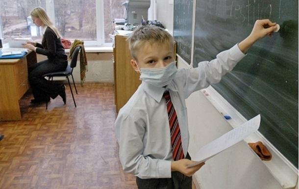 В Житомире закрывают школы из-за гриппа