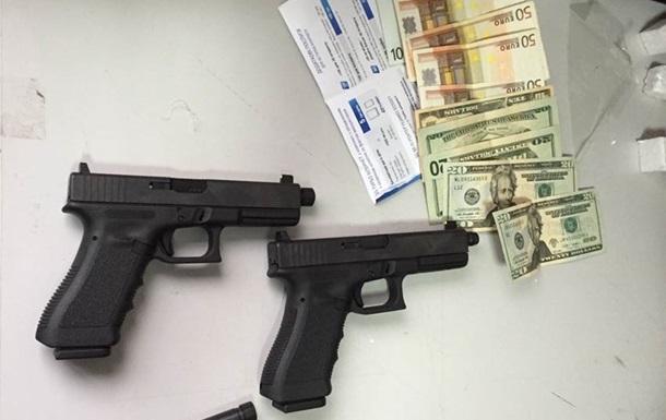 СБУ перекрыла канал поставки в Украину комплектующих к пистолетам