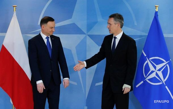 Польша: НАТО нужно вести диалог с Россией
