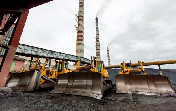 Компания Ахметова возобновила прием угля шахт Львовугля