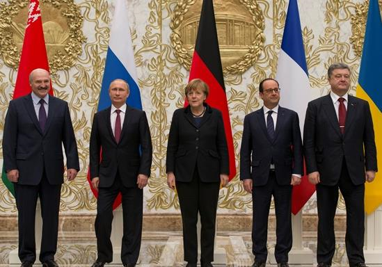 Никакого отступления от Минских соглашений