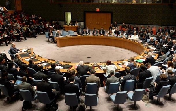 Украина сообщила ООН об эскалации в Донбассе