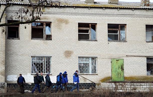 ОБСЕ заявляет о росте напряженности в Донбассе