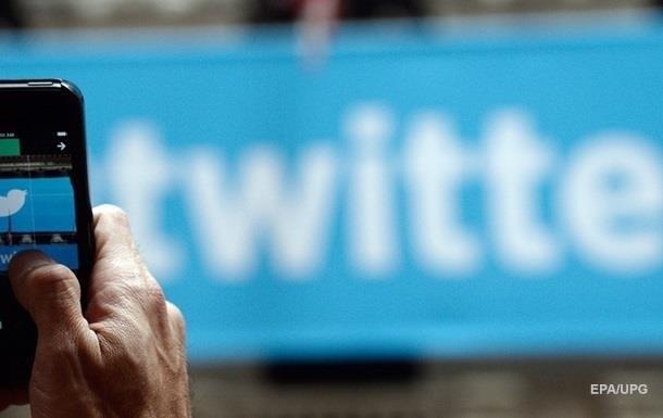 Twitter заработал после двухчасового сбоя