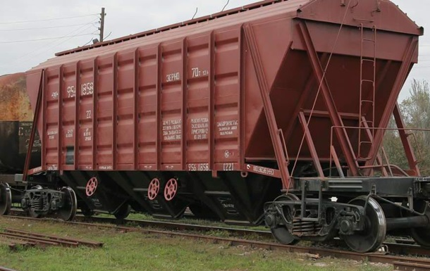 Из-за эмбарго в Украину вернули 197 грузовых вагонов