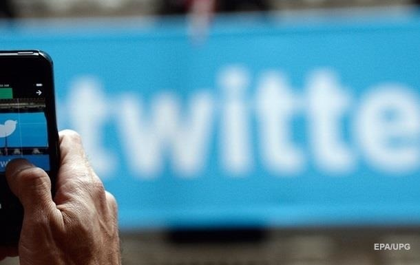 Акції Twitter рекордно впали після глобального збою