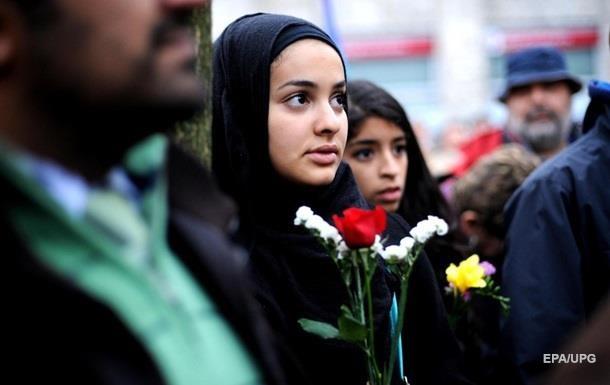 Во Франции утроилось количество преступлений против мусульман