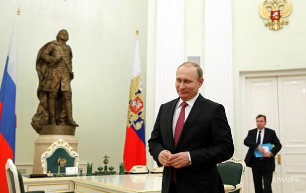 Путин напомнил интернет-анонимам о Берии