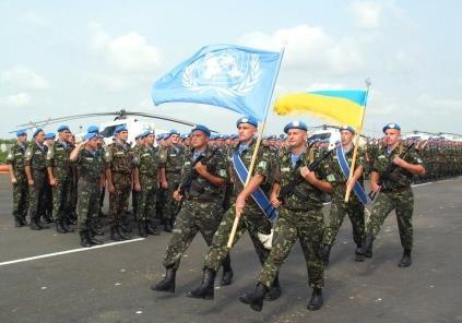ООН планирует прислать миротворцев в Украину