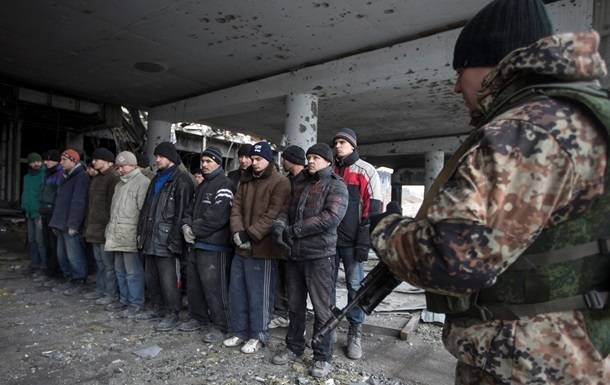 Киев обвинил ЛДНР в срыве обмена пленными