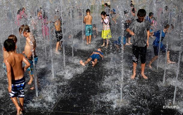 2015 год признан самым жарким в истории метеонаблюдений