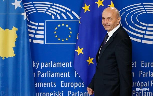 Европарламент ратифицировал евроассоциацию Косово