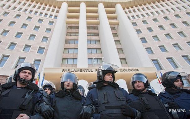 В Молдове стартовали переговоры властей с демонстрантами