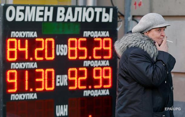 Російські банкіри визнали ситуацію з рублем стабільною