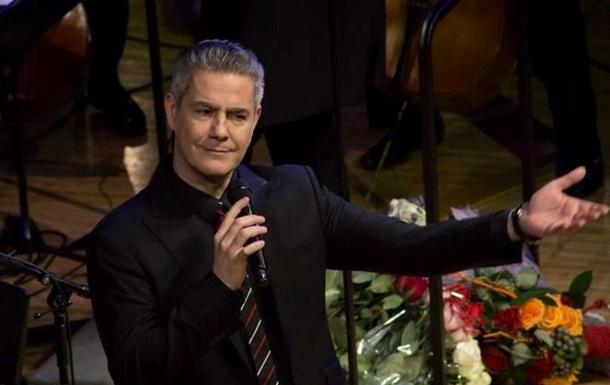 Алессандро Сафина со скандалом отменил концерты в Крыму