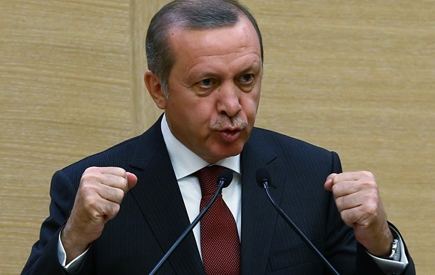 Эрдоган: Не позволим России построить базу в Сирии