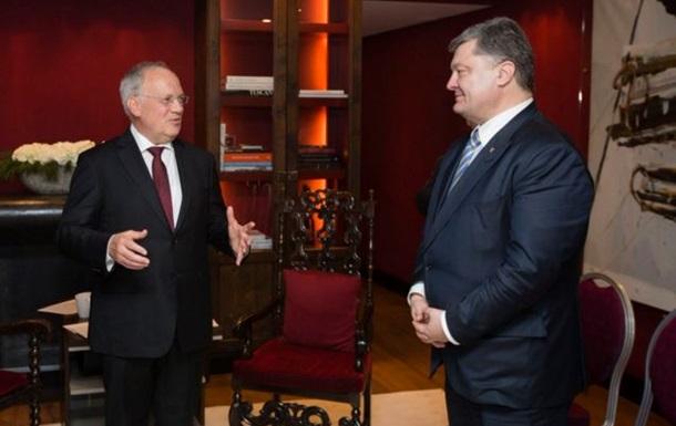 Швейцария даст $200 млн на золотовалютные резервы Украины