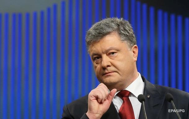 Порошенко в Давосе игнорирует российские СМИ