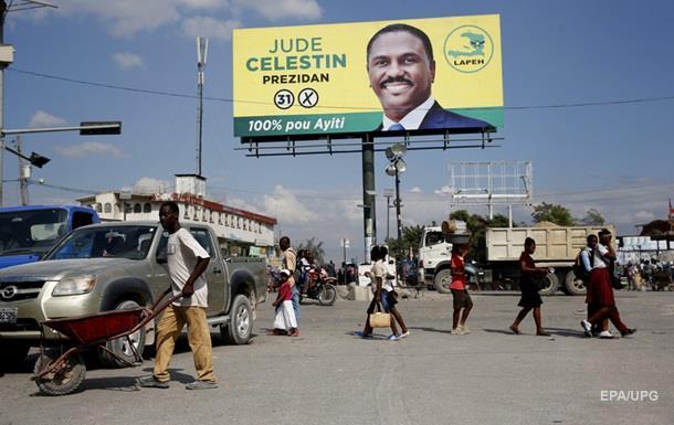 На Гаити снова перенесен второй тур президентских выборов
