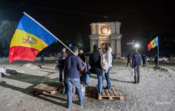 Вимоги пікетників нездійсненні - спікер парламенту Молдови