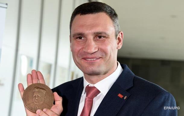 Кличко став головою Асоціації міст України