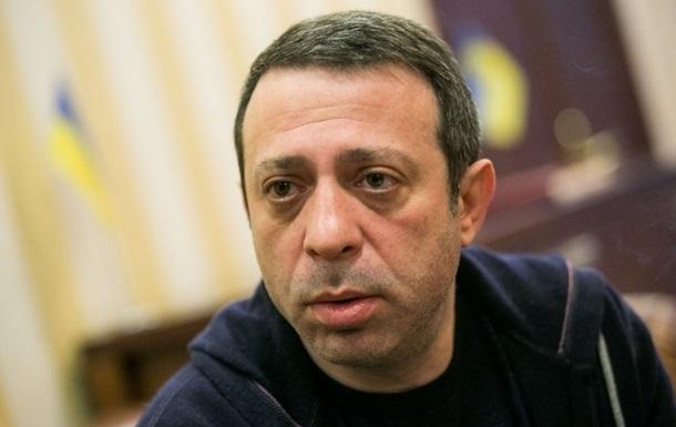 Корбана отстранили от должности главы Укропа